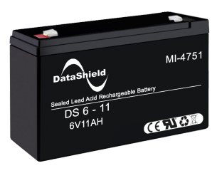 Datashield Batería para No Break MI-4751, 6V
