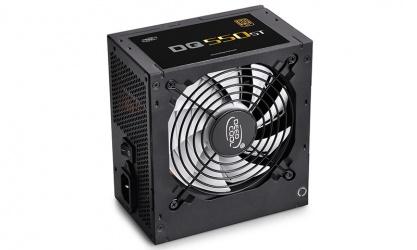 Fuente de Poder DeepCool DQ550ST 80 PLUS Gold, ATX, 120mm, 550W