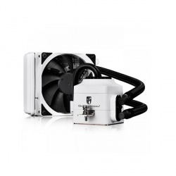 DeepCool Captain 120 EX Enfriamiento Liquido para CPU, 1x 120mm, 500 - 1800RPM