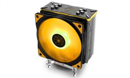 Disipador CPU DeepCool Gammaxx GT TGA, 120mm, 500 - 1500RPM, Negro