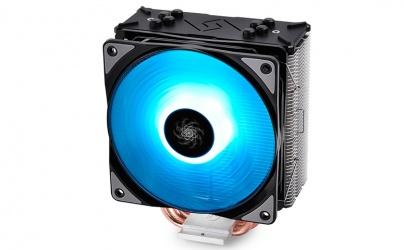 Disipador CPU DeepCool GAMMAXX GTE, 120mm, 500 - 1500RPM, Negro