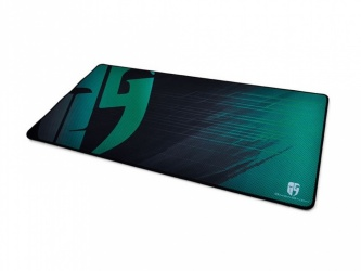 Mousepad Gamer DeepCool E-Pad Plus, 80 x 40cm, Grosor 4mm, Negro/Turquesa