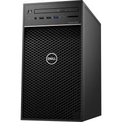 Dell Precision 3630, Intel Core i7-9700 3GHz, 32GB, 1TB + 256GB SSD, NVIDIA Quadro P4000, Windows 10 Pro 64-bit