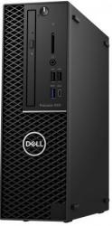 Dell Workstation Precision 3431 SFF, Intel Xeon E-2224G 3.50GHz, 8GB, 1TB, NVIDIA Quadro P1000, Windows 10 Pro 64-bit
