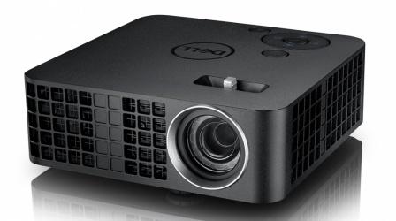 Proyector Portátil Dell M318WL DLP, WXGA 1280x800, 500 Lúmenes, Inalámbrico, Negro