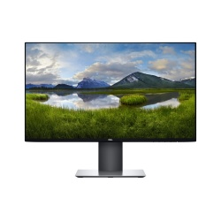 "Monitor Dell UltraSharp LED 24"", Full HD, Widescreen, HDMI, Plata"