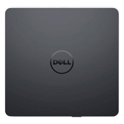 DELL DW316 Quemador de DVD, DVD+RW 8x / CD-RW 24x, USB 2.0, Externo, Negro