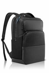 """Dell Mochila de Poliéster Pro 15 para Laptop 15"""", Negro"""