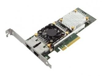 Dell Tarjeta de Red de 2 Puertos, Alámbrico, RJ-45, 10000 Mbit/s, PCI Express