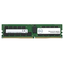 Memoria RAM Dell DDR4, 2666MHz, 32GB, Dual Rank x4, para PowerEdge