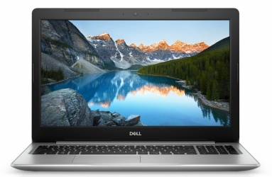Laptop Dell Inspiron 5570 15.6'' Full HD, Intel Core i5-8250U 1.60GHz, 4GB, 16GB Optane, 2TB, Windows 10 Home 64-bit, Plata