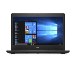 Laptop Dell Latitude 3480 14'', Intel Core i5-6200U 2.30GHz, 4GB, 1TB, Windows 10 Pro 64-bit, Negro