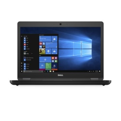 Laptop Dell Latitude 5480 14'', Intel Core i5-7200U 2.50GHz, 8 GB, 256GB SSD, Windows 10 Pro 64-bit, Negro
