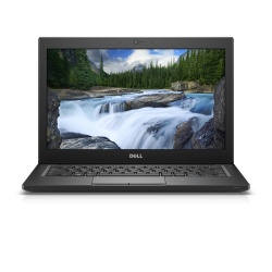 Laptop Dell Latitude 7290 12.5'' HD, Intel Core i7-8650U 1.90GHz, 8GB, 256GB SSD, Windows 10 Pro 64-bit, Negro