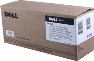 Tóner Dell M795K Negro, 3500 Páginas