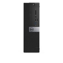 Computadora Kit Dell OptiPlex 7050, Intel Core i5-7500 3.40GHz, 4GB, 1TB, Windows 10 Pro 64-bit + Teclado/Mouse