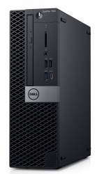 Computadora Dell OptiPlex 7060, Intel Core i7-8700 3.20GHz, 8GB, 1TB, Windows 10 Pro 64-bit - no incluye Unidad Óptica