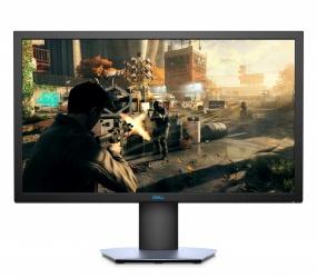 "Monitor Gamer Dell S2419HGF LCD 24"", Full HD, Widescreen, G-Sync/FreeSync, 144Hz, HDMI, Plata"