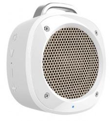 Divoom Bocina Portátil Airbeat-10, Bluetooth, Inalámbrico, 3.5W RMS, Blanco - Resistente al Agua