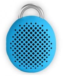 Divoom Bocina Portátil Bluetune-bean, Bluetooth, Inalámbrico, 3W RMS, Azul - con Control de Selfies