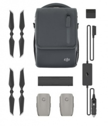 DJI Kit para Mavic 2 Fly More, incluye Baterías/Cargador/Adaptador/Hélices/Mochila