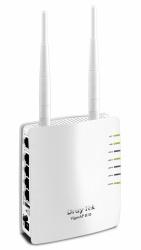 Access Point Draytek VigorAP 810, 100 Mbit/s, 5x RJ-45, 2.4GHz