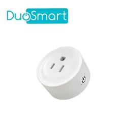 DuoSmart Smart Plug B30, WiFi, 1 Conector, 10A, Blanco