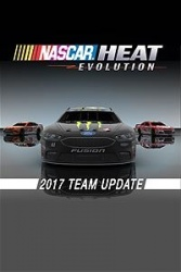 NASCAR Heat Evolution 2017 Team Update, Xbox One ― Producto Digital Descargable