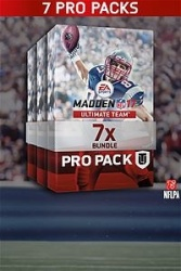 Madden NFL 17 7 Pro Pack Bundle, Xbox One ― Producto Digital Descargable
