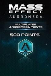 Mass Effect Andromeda, 500 Puntos, Xbox One ― Producto Digital Descargable