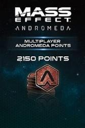 Mass Effect: Andromeda, 2150 Puntos, Xbox One ― Producto Digital Descargable