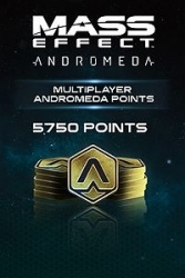 Mass Effect: Andromeda, 5750 Puntos, Xbox One ― Producto Digital Descargable