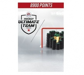 NHL 18 Ultimate Team, 8900 Puntos, Xbox One ― Producto Digital Descargable