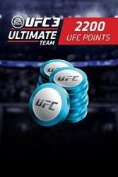 UFC 3, 2200 Puntos, Xbox One ― Producto Digital Descargable