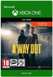 A Way Out, Xbox One ― Producto Digital Descargable