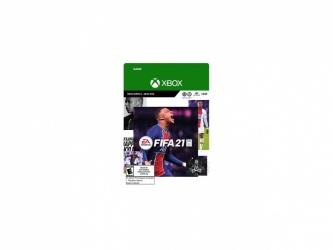 FIFA 21 Standard Editio, Xbox One ― Producto Digital Descargable