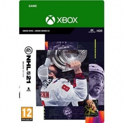 NHL 21: Deluxe Edition, Xbox One ― Producto Digital Descargable