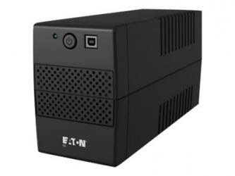 No Break Eaton 5E UPS, 420W, 850VA, Entrada 89-145V, Salida 120V, 6 Contactos