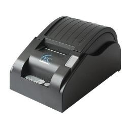 EC Line EC-5890X-ETH, Impresora de Tickets, Térmica Directa, Alámbrico, Negro