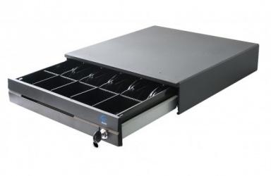 Cajón de Dinero EC Line Elegance con Llave EC-CD-100M-II-G, 4.3kg, RJ-11, Negro