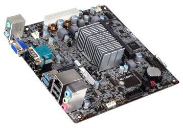 Tarjeta Madre ECS mini ITX BSWI-D2-J3060, S-1170, Intel Celeron J3060 Integrada, HDMI, 8GB DDR3, para Intel