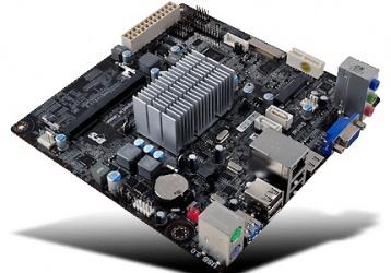 Tarjeta Madre ECS mini ITX BAT-I/J1800 (V1.2) BGA1170, Intel Celeron J1800, HDMI, 8GB DDR3