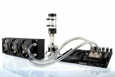 EK Water Blocks EK-KIT X360 Enfriamiento Liquido para CPU, 120mm, 1850RPM