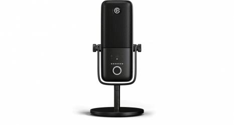 Elgato Micrófono Wave 3, Alámbrico, USB, Negro