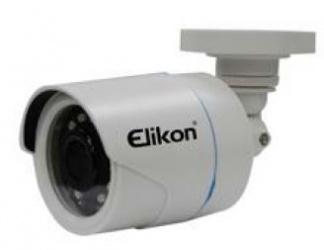 Elikon Cámara CCTV Bullet IR para Interiores/Exteriores EBL2200, Alámbrico, 1920 x 1080 Pixeles, Día/Noche