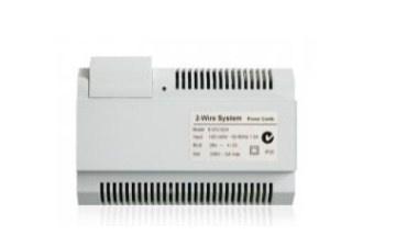 Elikon Fuente de Poder para Videoportero EVD2-624, 28VDC, 1.5A, Blanco