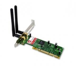 Encore WP819022 Tarjeta de Red PCI, Inalámbrico, 802.11b/g/n