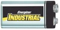 Energizer Pila Desechable, 9V, 12 Piezas