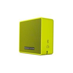 Energy Sistem Bocina Portátil Music Box 1+, Bluetooth, Inalámbrico, 5W RMS, USB, Amarillo