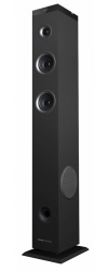 Energy Sistem Bocina con Subwoofer Tower 3 g2 Black, Bluetooth, Inalámbrico, 2.1 Canales, 45W RMS, USB, Negro